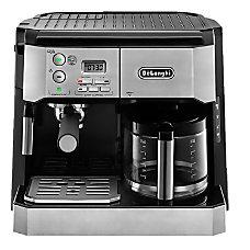 DeLonghi Combi 10 Cup Programmable Coffeemaker
