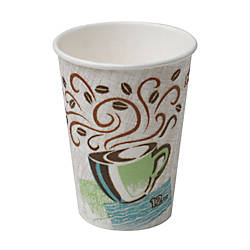 Dixie PerfecTouch Hot Cups 12 Oz
