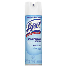 Lysol Professional Disinfectant Spray Crisp Linen