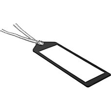 Aluratek LED Bookmark Black
