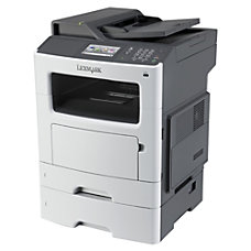 Lexmark MX511dte Mutlifunction Monochrome Laser Printer