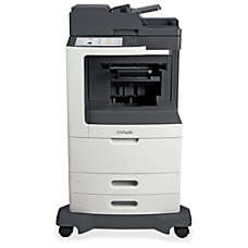 Lexmark MX811de Multifunction Monochrome Laser Printer