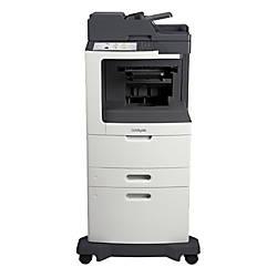 Lexmark MX811dxe Multifunction Monochrome Laser Printer