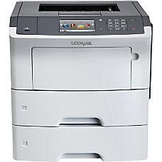 Lexmark MS610dtn Laser Printer
