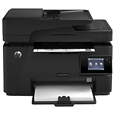 HP LaserJet Pro M127fw Wireless Monochrome