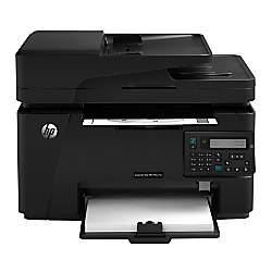 HP LaserJet Pro M127fn Monochrome Laser Multifunction Printer, Scanner, Copier And Fax