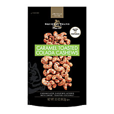 Squirrel Brand Caramel Toasted Colada Cashews