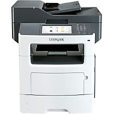 Lexmark MX611de Multifunction Monochrome Laser Printer