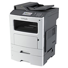 Lexmark MX611dte Multifunction Monochrome Laser Printer