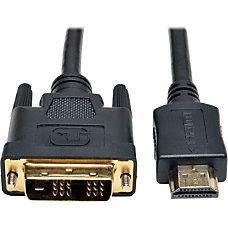 Tripp Lite 20ft HDMI to DVI