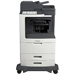 Lexmark MX811dfe Multifunction Monochrome Laser Printer