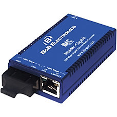 B B MiniMc Gigabit Module TXSX