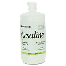 Honeywell Fendall Eyesaline Eyewash Solution 2