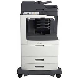 Lexmark MX811dme Multifunction Monochrome Laser Printer