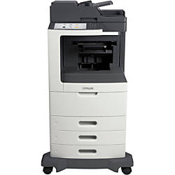 Lexmark MX812dtfe Multifunction Monochrome Laser Printer