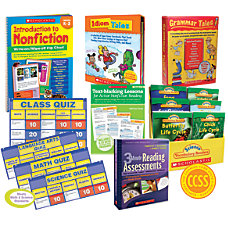 Scholastic Common Core State Standards Classroom