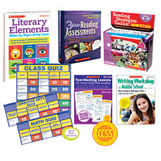 Scholastic Common Core Classroom Kit Grade