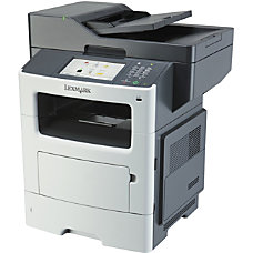 Lexmark MX610de Multifunction Monochrome Laser Printer