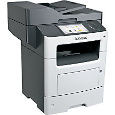 Lexmark MX611dhe Multifunction Monochrome Laser Printer