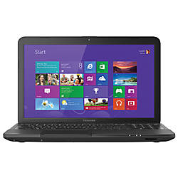 "Toshiba Satellite® C855D-S5340 Laptop Computer With 15.6"" Screen & AMD E1 Accelerated Processor"