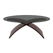 LumiSource Criss Cross Coffee Table 19