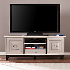 Southern Enterprises Orion Wooden Media Stand