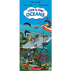 Scholastic Library Publishing Look Find Oceans