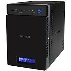 Netgear ReadyNAS 314 4 Bay 4x2TB