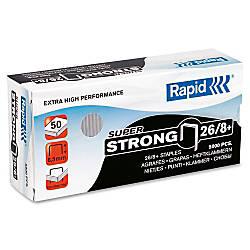 Rapid High Capacity 516 Staples High