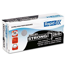 Rapid High Capacity 516 Staples High