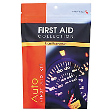 First Aid Only RightResponse Auto First