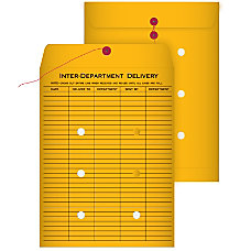 Quality Park Interdepartment Envelopes 9 x