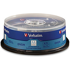 M Disc DVDR 47GB 4X with