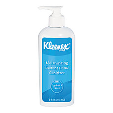 Kleenex Moisturizing Instant Hand Sanitizer Fruity