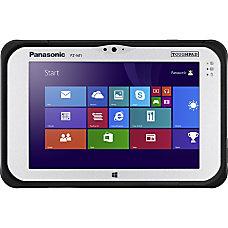 Panasonic Toughpad FZ M1CEHCXCM Tablet PC