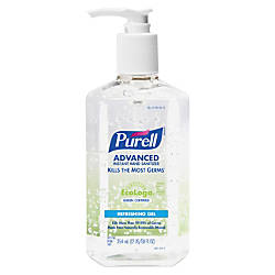 Purell Advanced Green Certified Gel Instant