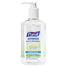 Purell Advanced Instant Hand Sanitizer Refreshing