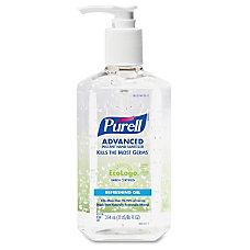 Purell Hand Sanitizer Refreshing Gel Pump