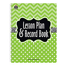 Teacher Created Resources Lesson Plan And