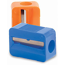 Baumgartens Single Pencil Sharpener 1 Holes