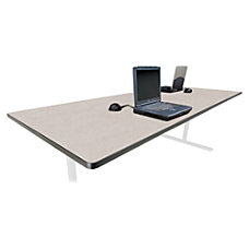Bretford Laminate Conference Table Top Race