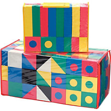 ChenilleKraft 152 pc Wonderfoam Blocks Skill