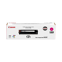 Canon 131 Toner Cartridge Magenta 6270B001AA
