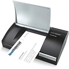 DYMO CardScan Personal V9 Business Card