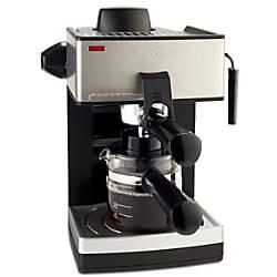 Mr Coffee 4 Cup Steam Espresso