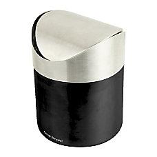 Mind Reader Oval Stainless Steel Desktop