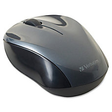 Verbatim 97670 Wireless Optical Notebook Mouse