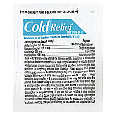 Lil Drugstore Cold Relief 30pack
