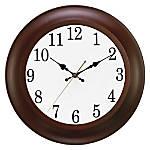 TEMPUS 12 710 Round Wall Clock