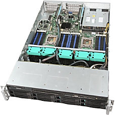 Intel Server System R2312GZ4GCSAS Barebone System